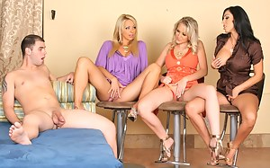 Free Moms Reverse Gangbang Porn Pictures